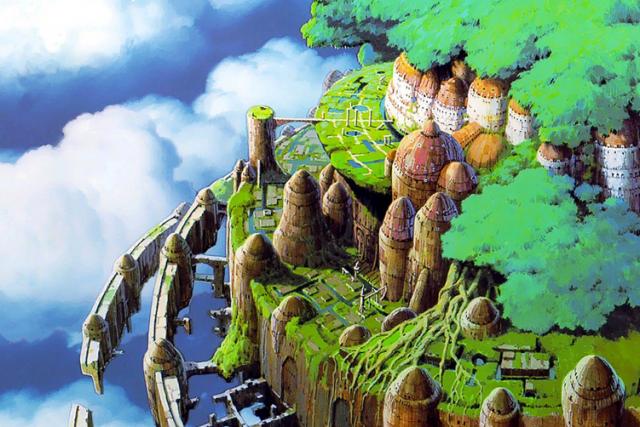 天空 の 城 ラピュタ 登場 人物